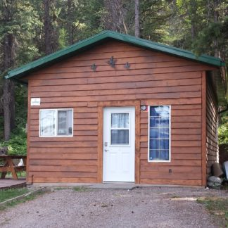 Bunkhouse Cabin front