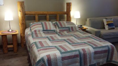 Bunkhouse queen bed