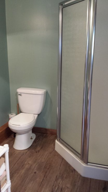 Bunkhouse bathroom/shower