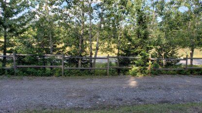 Campsite 7 view